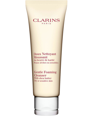 Clarins Gentle Foaming Cleanser (Dry/Sensitive skin) 125ml