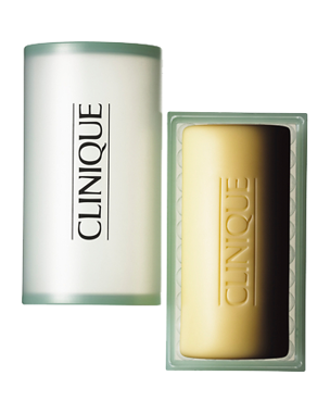 Clinique Facial Soap with Dish 150g (Oily skin formula)