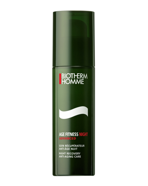 Biotherm Homme Age Fitness Night Recharge 50ml