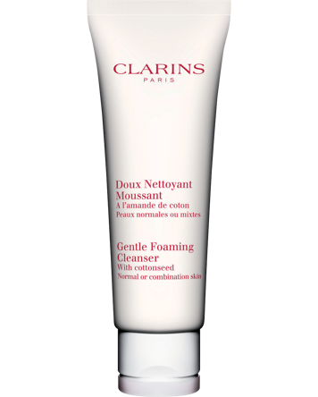Clarins Gentle Foaming Cleanser (Norm./Comb. Skin) 125ml