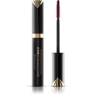 Masterpiece Max Mascara, 01 Black