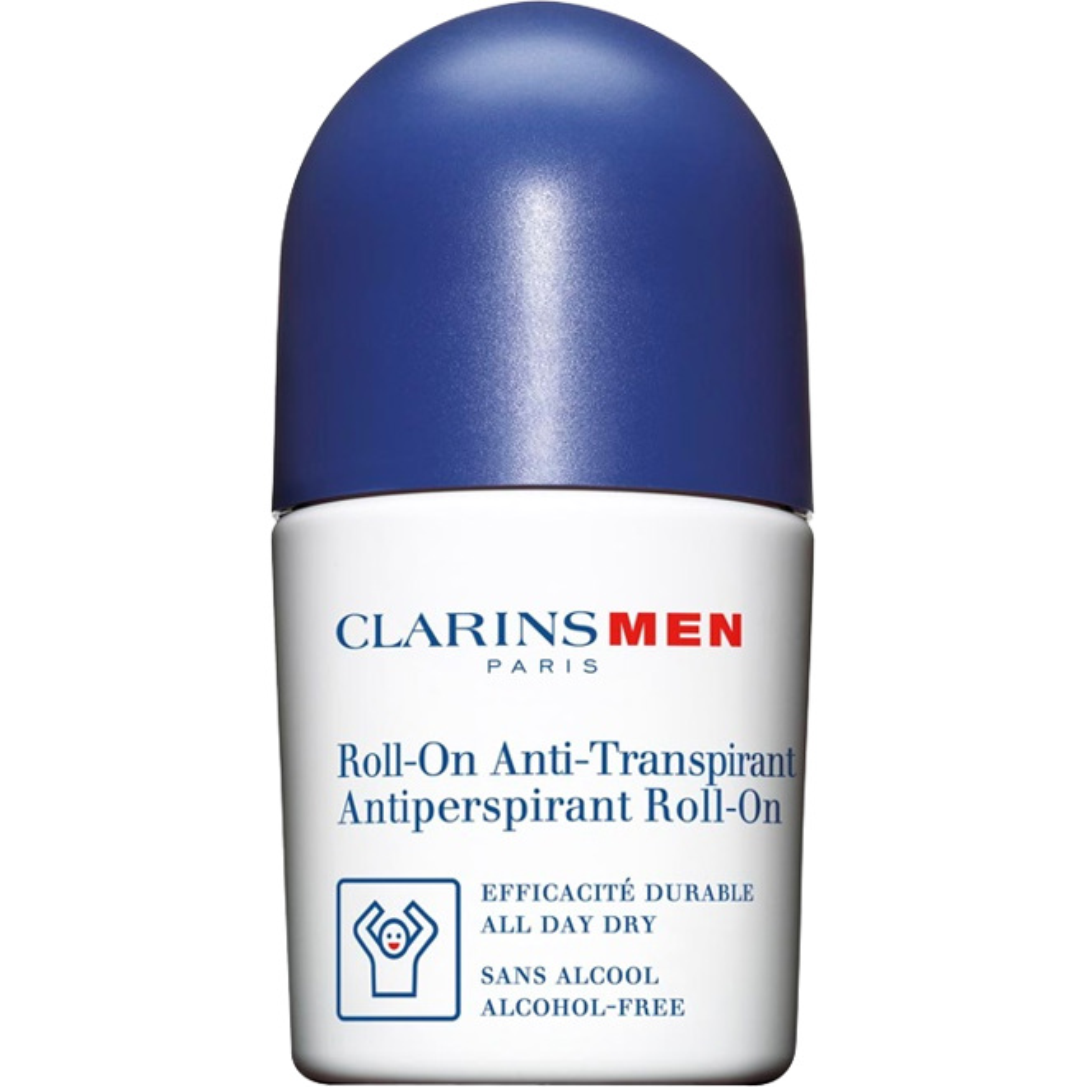 Clarins Men Deodorant Roll-On 50ml