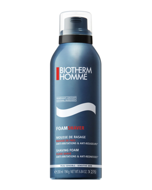 Biotherm Homme Shaving Foam 200ml (Sensitive Skin)