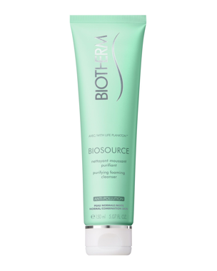 Biotherm Biosource Hydra-Mineral Cleans. Toning Mousse 150ml