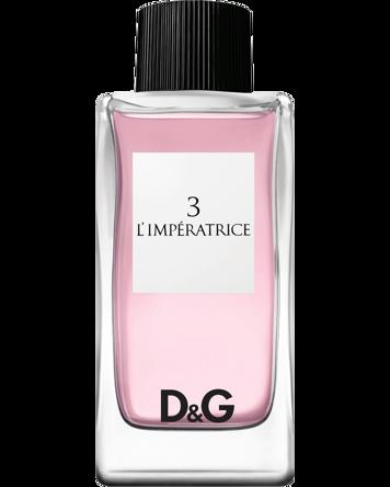 Dolce & Gabbana 3 L'Impératrice, EdT