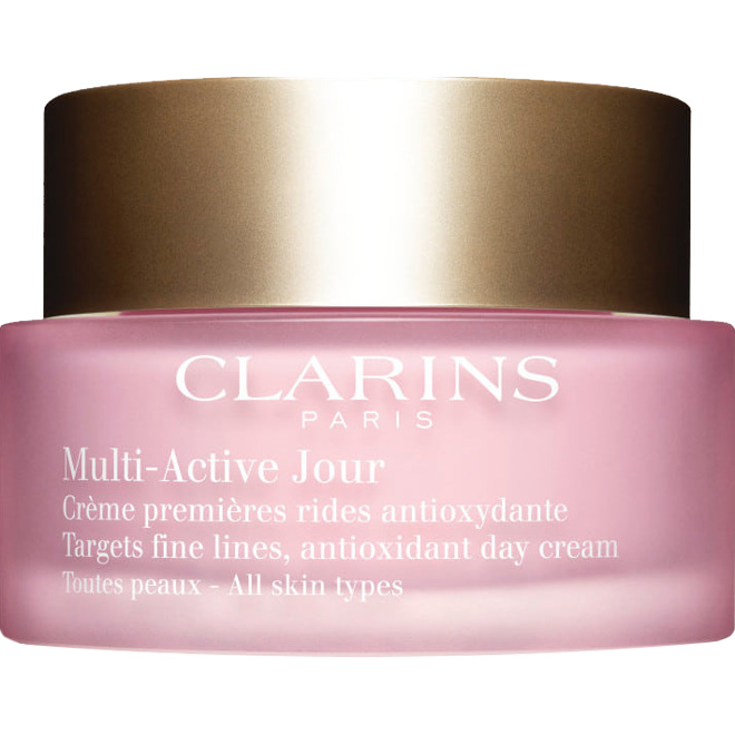 Clarins Multi-Active Day Cream 50ml (All skin types)