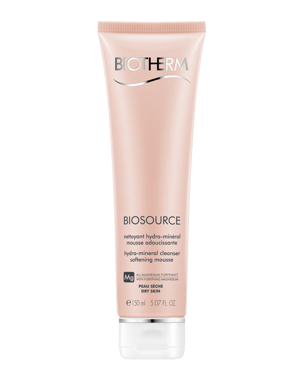 Biosource Hydra Mineral Cleans. Soft. Mousse 150ml
