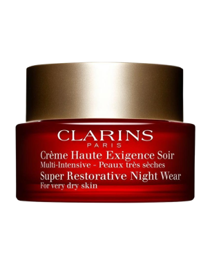 Clarins Super Restorative Night Wear 50ml (Very Dry Skin)