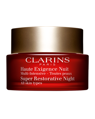 Clarins Super Restorative Night Wear 50ml (All Skin Types)