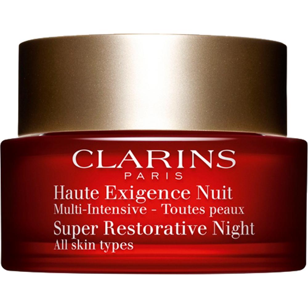 Clarins Super Restorative Night Wear 50ml (All Skin Types)