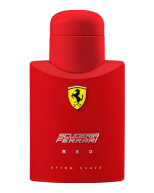 Ferrari Red, After Shave 75ml