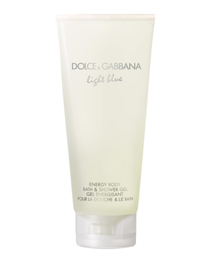 Dolce & Gabbana Light Blue, Shower Gel 200ml