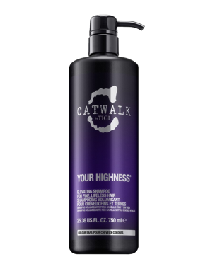 TIGI Catwalk Your Highness Shampoo