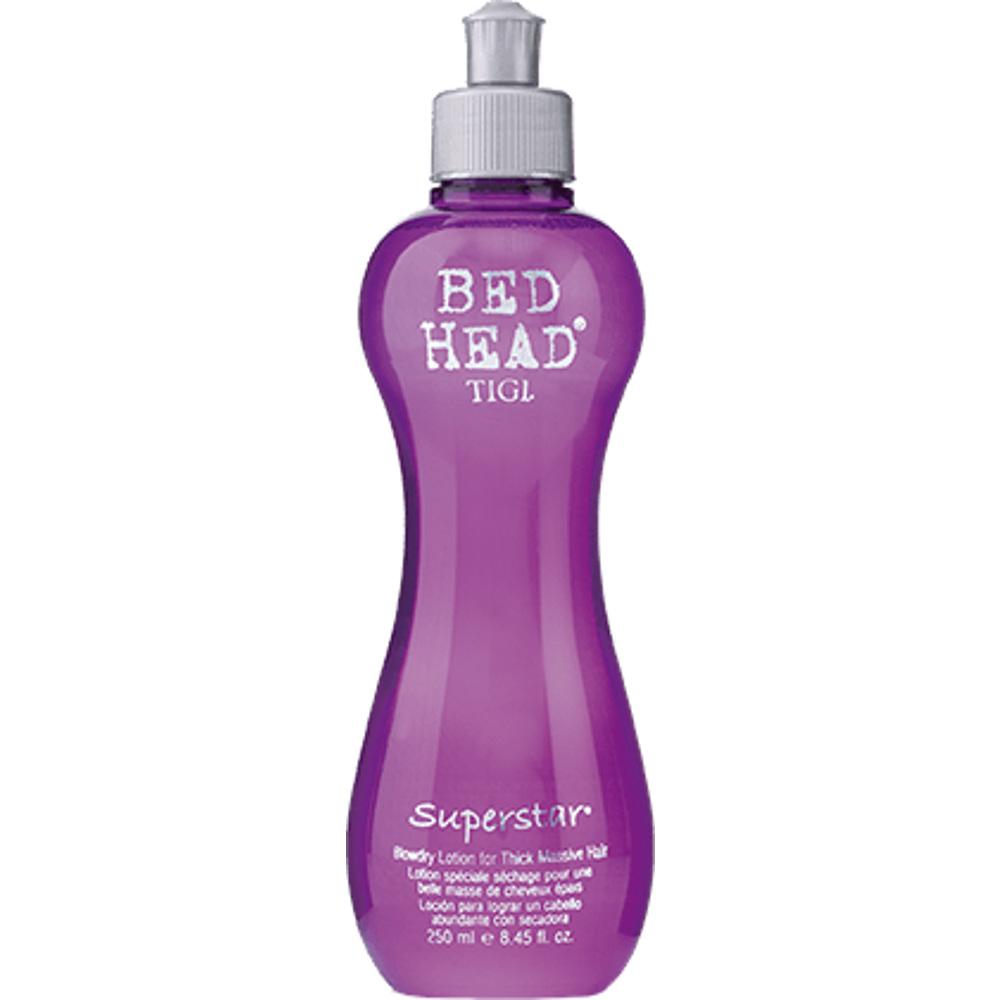 TIGI Bed Head Superstar Blow Dry Lotion 250ml