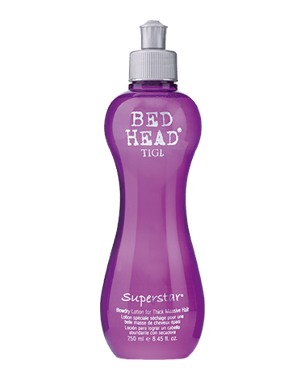 Bed Head Superstar Blow Dry Lotion 250ml