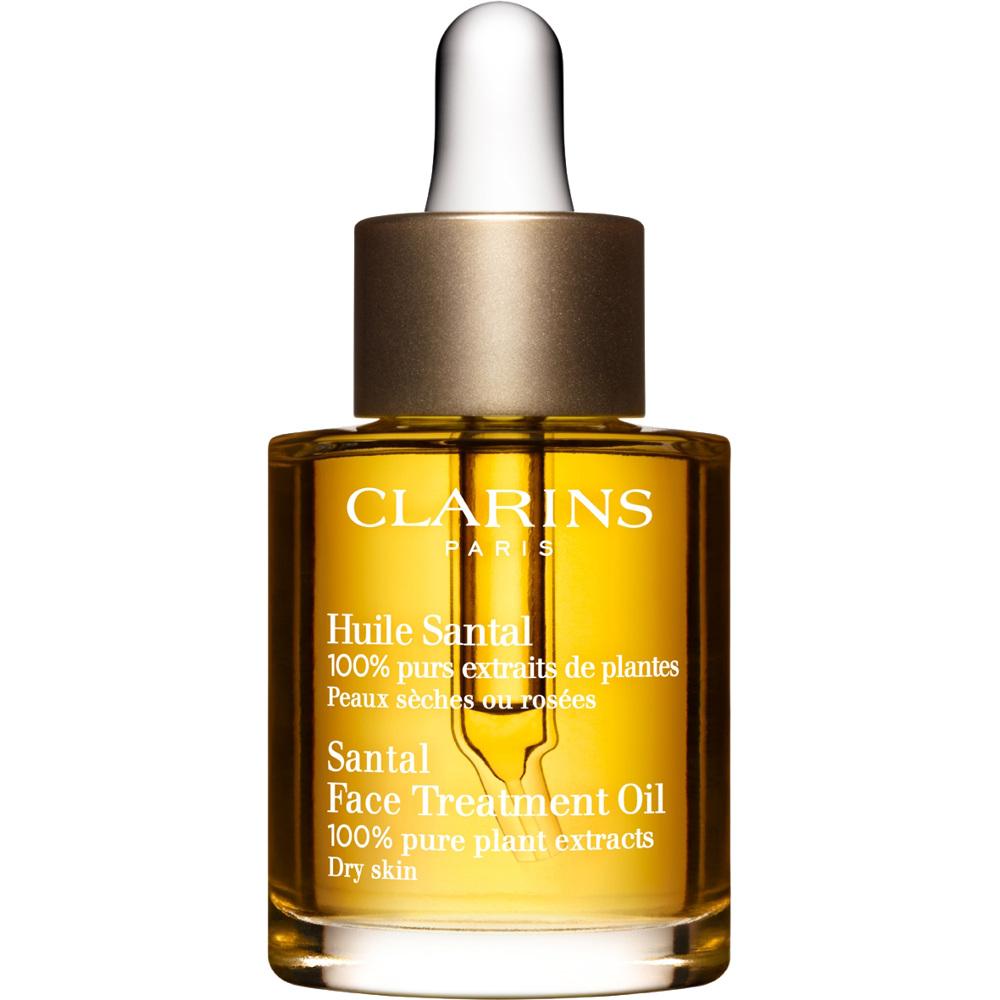 Clarins Santal Face Treatment Oil 30ml (Dry skin)