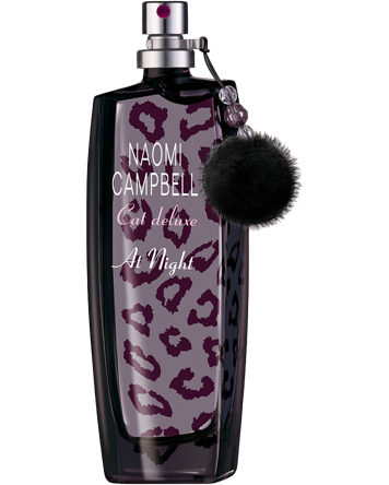Naomi Campbell Cat Deluxe at Night, EdT