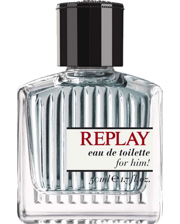 Replay Replay For Him, EdT 50ml