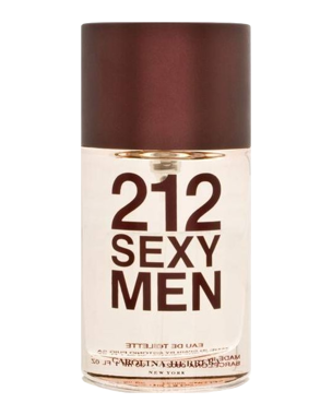 Carolina Herrera 212 Sexy for Men, EdT
