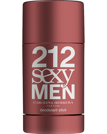 Carolina Herrera 212 Sexy for Men, Deostick 75ml