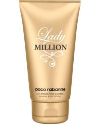 Paco Rabanne Lady Million Sensual Body Lotion 200ml