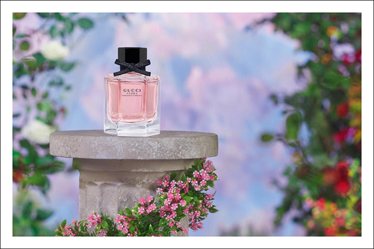 Flora by Gucci Gorgeous Gardenia, EdT
