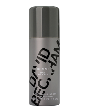 David Beckham Homme, Deospray