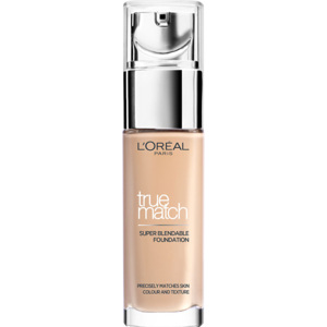 True Match Foundation 30ml, C3 Rose Beige