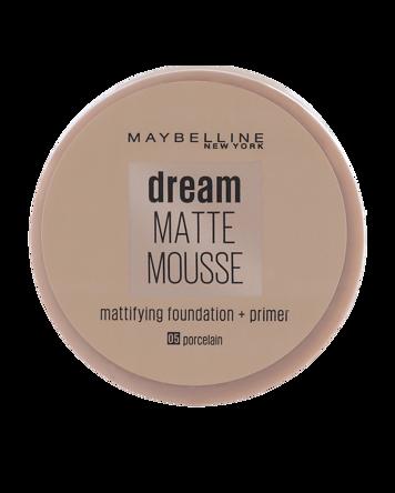 Dream Matte Mousse, 010 Ivory