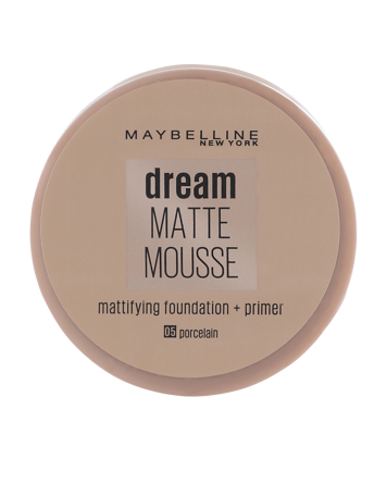 Dream Matte Mousse, 021 Nude
