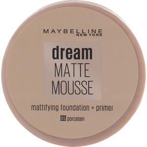 Dream Matte Mousse, 021 Nude