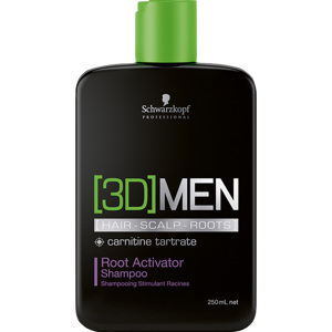3D Men Root Activating Shampoo