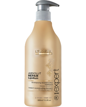 L'Oréal Professionnel Absolut Repair Lipidium Shampoo