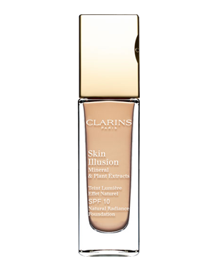 Clarins Skin Illusion Natural Radiance Foundation