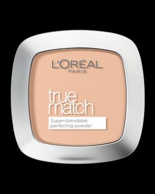 True Match Powder 9g, W5 Golden Sand