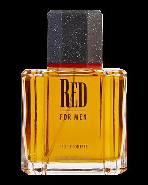 Red for Men, EdT