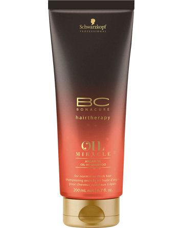 Schwarzkopf Professional BC Oil Miracle Shampoo