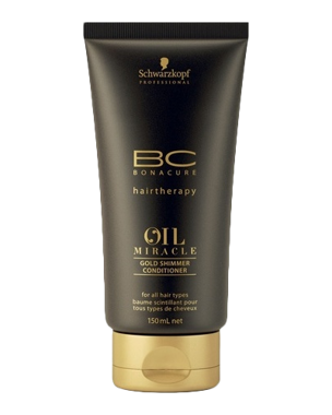 Schwarzkopf Professional BC Oil Miracle Gold Shimmer Conditioner 150ml