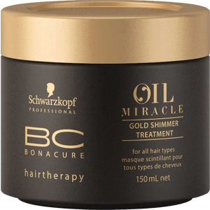 BC Oil Miracle Gold Shimmer Treatment