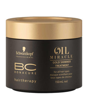 Schwarzkopf Professional BC Oil Miracle Gold Shimmer Treatment