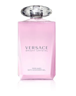Versace Bright Crystal, Bath & Shower Gel 200ml