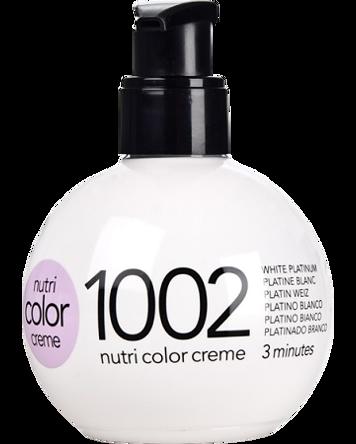 Nutri Color Creme 1002 White Platinum 250ml