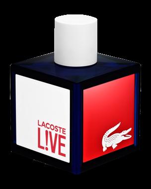Lacoste Live, EdT