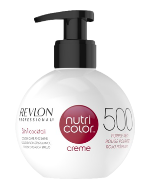 Revlon Nutri Color Creme 500 Purple Red