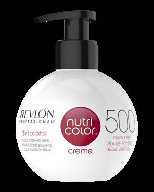 Revlon Nutri Color Creme 500 Purple Red