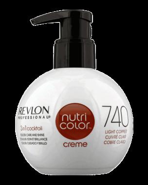 Revlon Nutri Color Creme 740 Light Copper