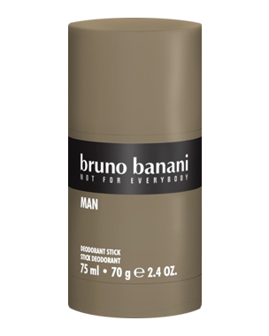 Bruno Banani Man, Deostick 75ml