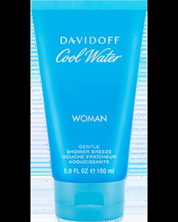 Davidoff Cool Water Woman, Shower Gel 150ml