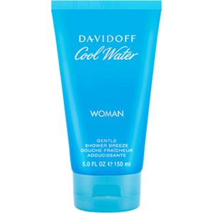 Cool Water Woman, Shower Gel 150ml