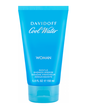 Davidoff Cool Water Woman, Shower Gel 150ml